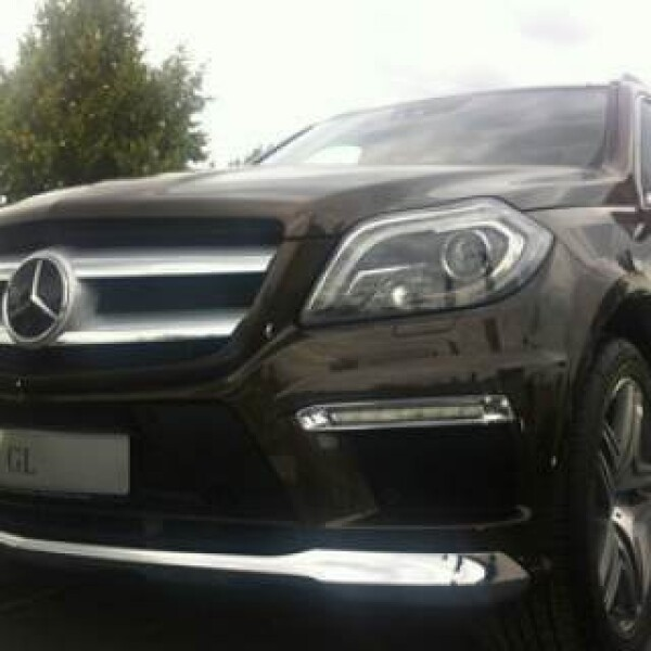 Mercedes-Benz GL из Германии (1267)