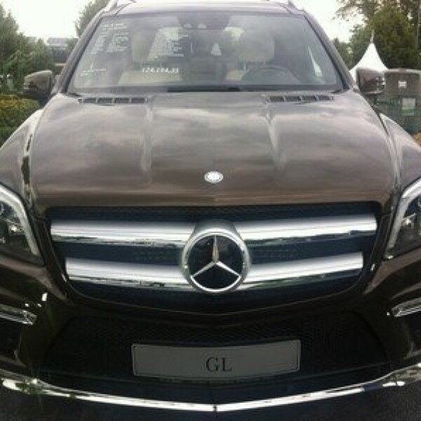 Mercedes-Benz GL из Германии (1276)