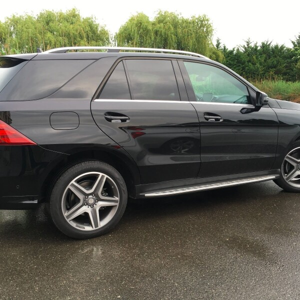 Mercedes-Benz GLE 350 из Германии (10359)