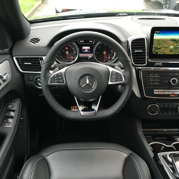 Mercedes-Benz GLE 350 из Германии (10360)