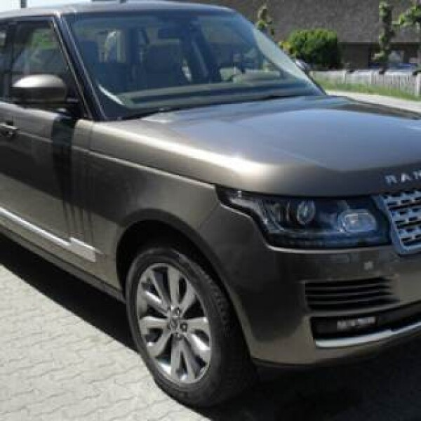 Land Rover Range Rover Vogue из Германии (1422)