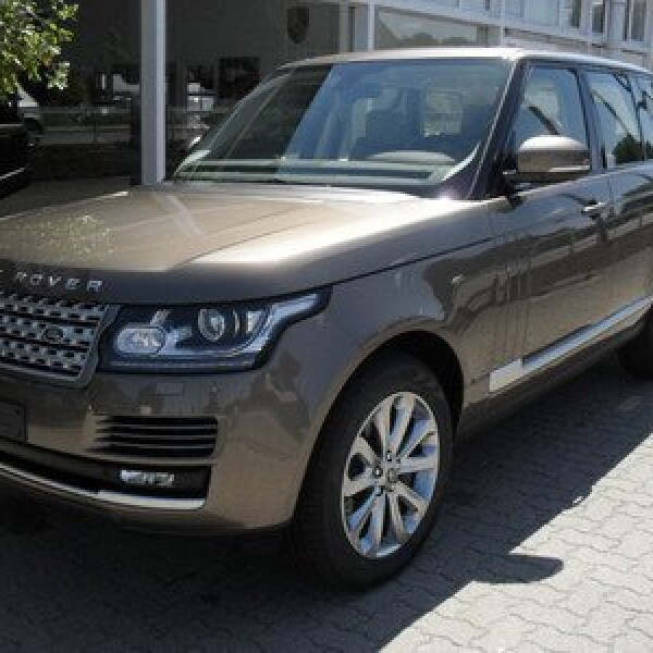 Land Rover Range Rover Vogue из Германии (1423)