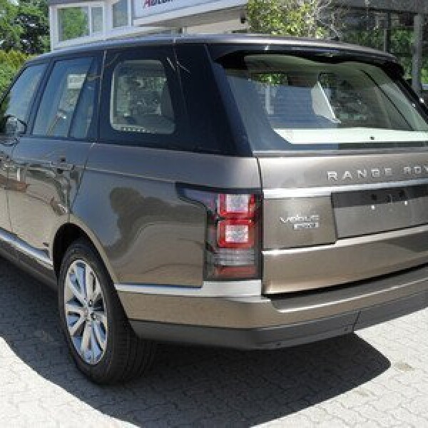 Land Rover Range Rover Vogue из Германии (1424)