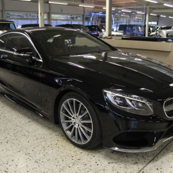 Mercedes-Benz S-Coupe из Германии (14489)