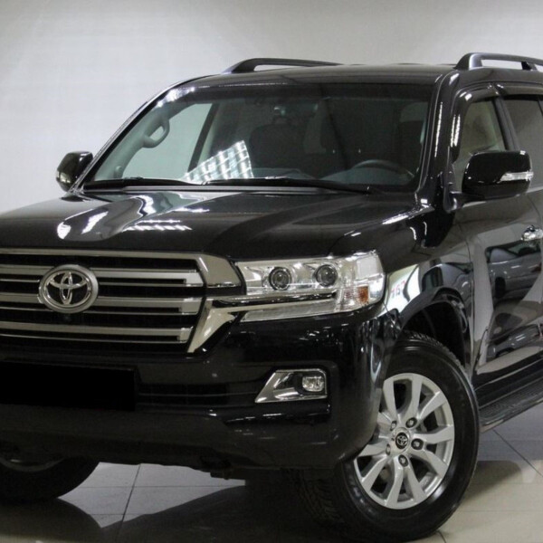 Toyota Land Cruiser 200 из Германии (15485)
