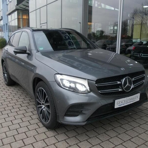 Mercedes-Benz GLC из Германии (16206)