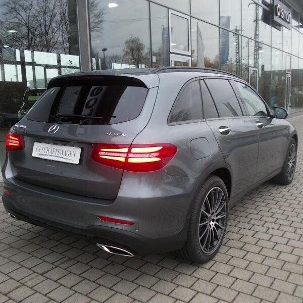 Mercedes-Benz GLC из Германии (16207)
