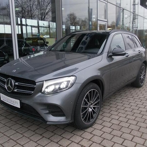 Mercedes-Benz GLC из Германии (16205)