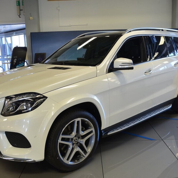 Mercedes-Benz GLS 350d из Германии (17855)
