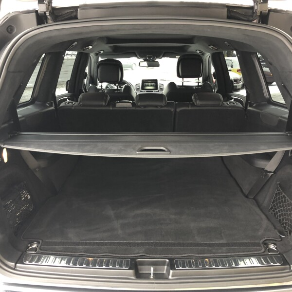 Mercedes-Benz GLS 63 из Германии (18137)