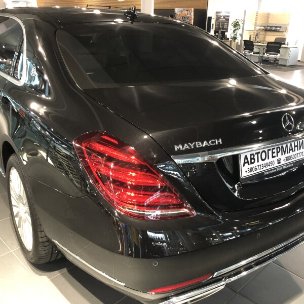 Mercedes-Benz Maybach  из Германии (18397)