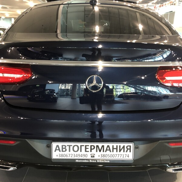 Mercedes-Benz GLE Coupe из Германии (20803)