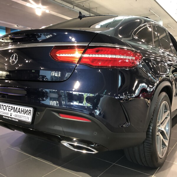 Mercedes-Benz GLE Coupe из Германии (20808)