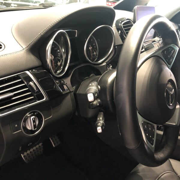 Mercedes-Benz GLE Coupe из Германии (20816)