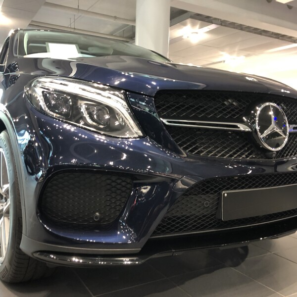 Mercedes-Benz GLE Coupe из Германии (20813)