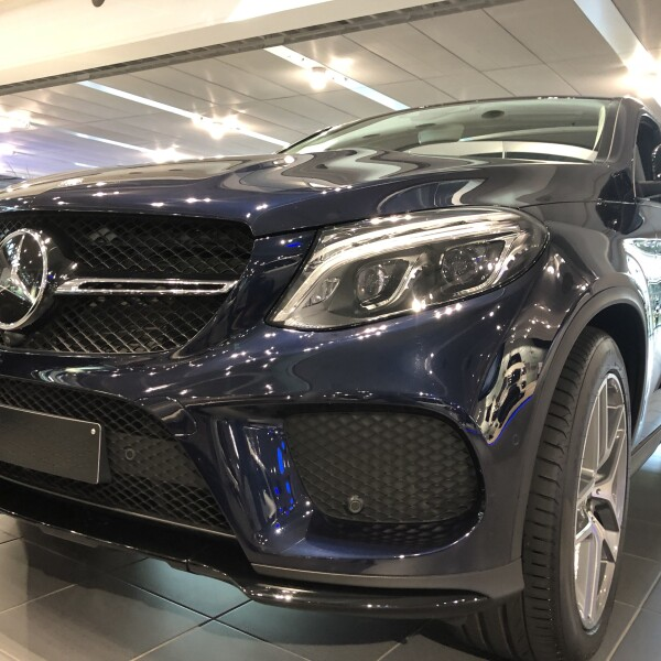 Mercedes-Benz GLE Coupe из Германии (20810)