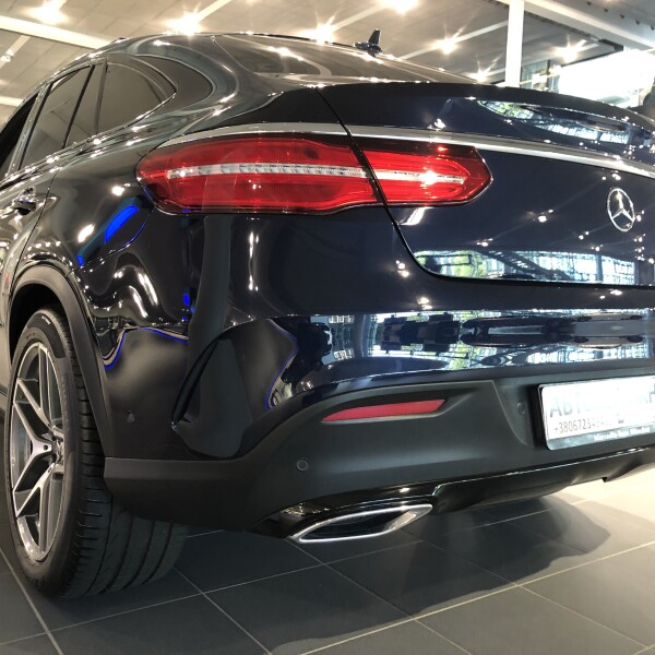 Mercedes-Benz GLE Coupe из Германии (20806)