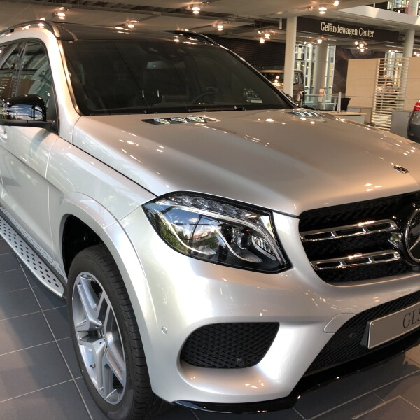 Mercedes-Benz GLS  из Германии (27160)