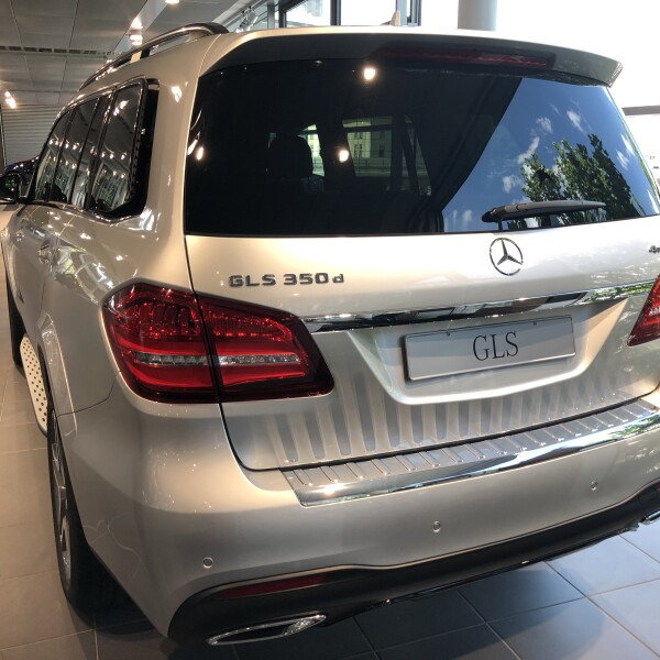 Mercedes-Benz GLS  из Германии (27168)