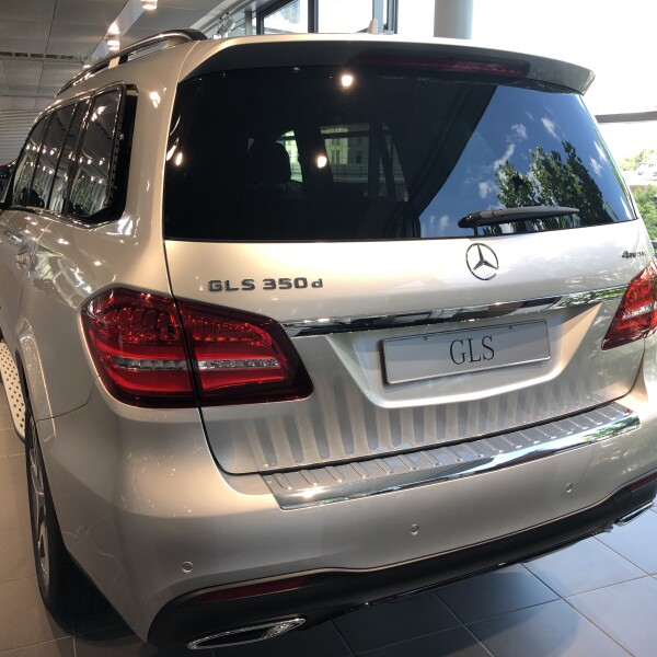 Mercedes-Benz GLS  из Германии (27167)