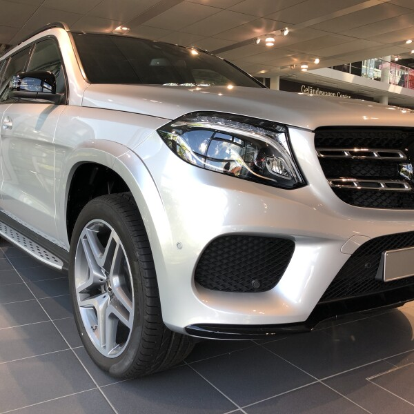 Mercedes-Benz GLS  из Германии (27161)