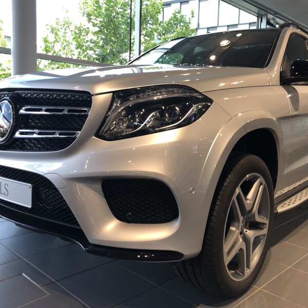 Mercedes-Benz GLS  из Германии (27157)