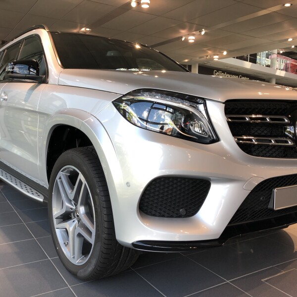 Mercedes-Benz GLS  из Германии (27162)