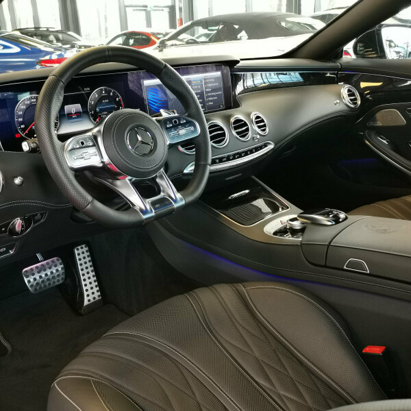 Mercedes-Benz S65 AMG Coupe из Германии (31326)