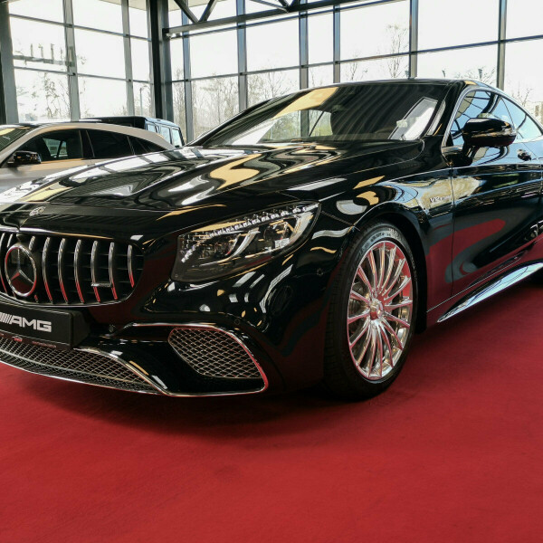 Mercedes-Benz S65 AMG Coupe из Германии (31319)