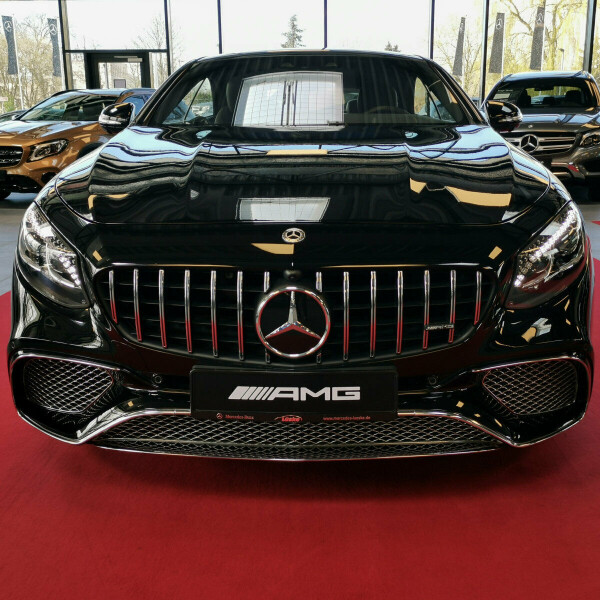 Mercedes-Benz S65 AMG Coupe из Германии (31325)
