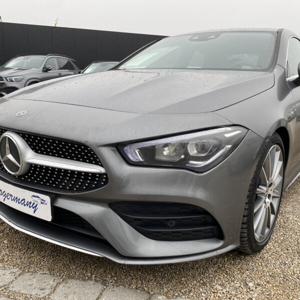 Mercedes-Benz CLA  из Германии (37968)