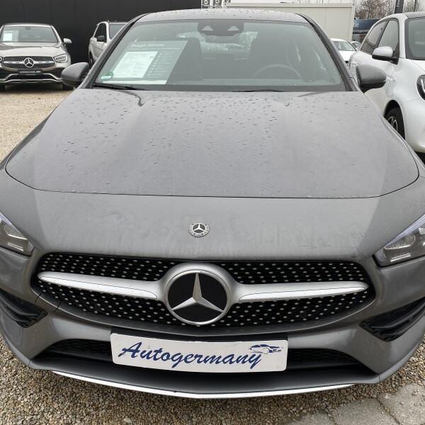 Mercedes-Benz CLA  из Германии (37963)