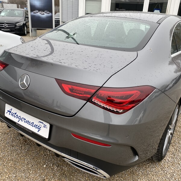 Mercedes-Benz CLA  из Германии (37960)
