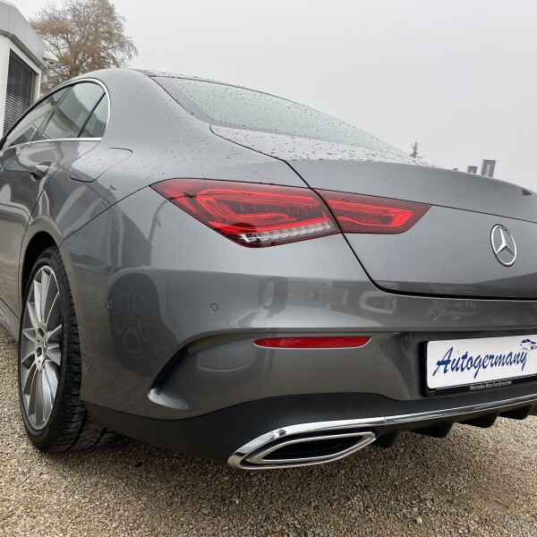 Mercedes-Benz CLA  из Германии (37958)