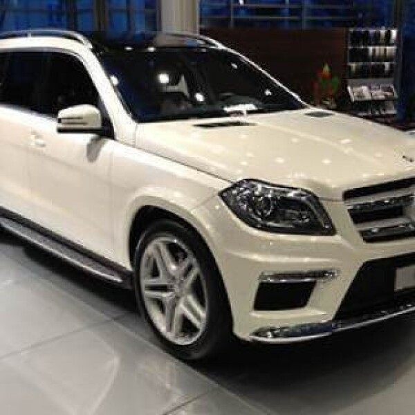 Mercedes-Benz GL из Германии (5864)