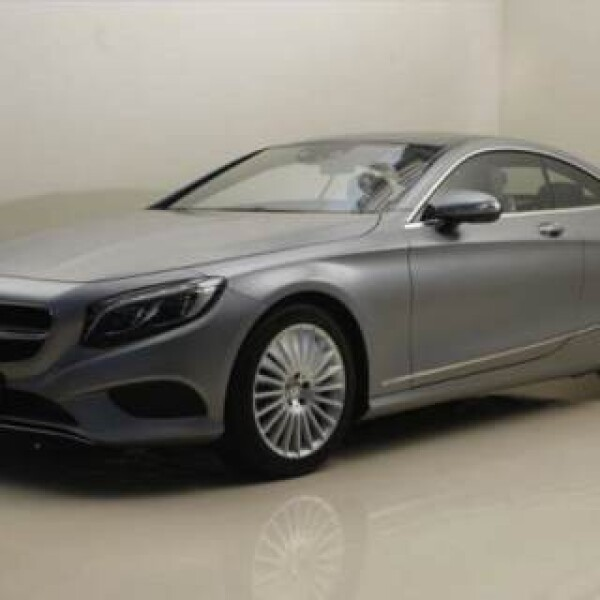 Mercedes-Benz S-Coupe из Германии (6746)