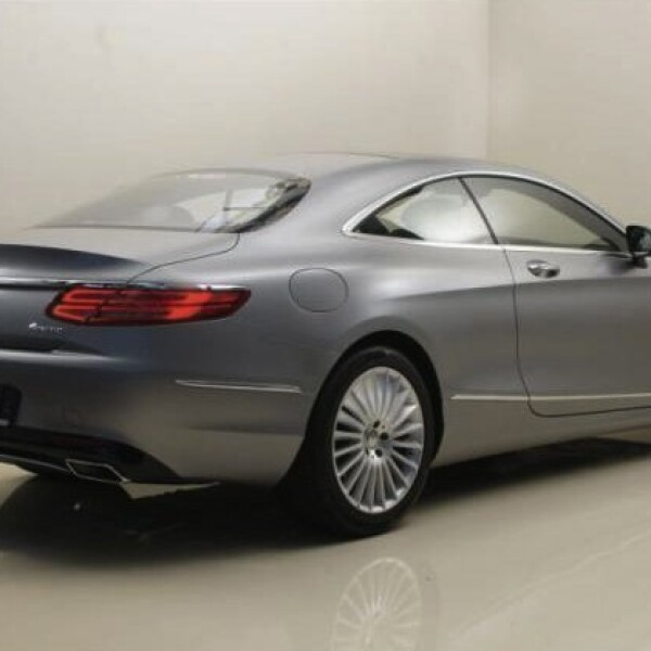 Mercedes-Benz S-Coupe из Германии (6747)