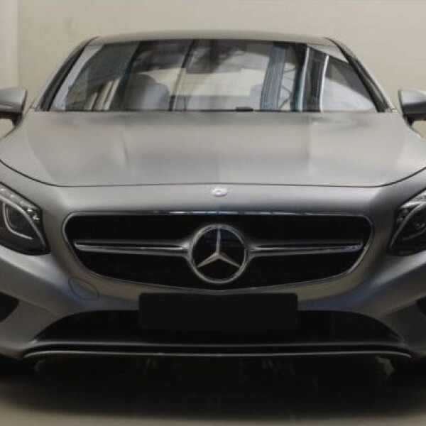 Mercedes-Benz S-Coupe из Германии (6748)