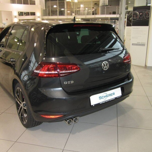 Volkswagen Golf из Германии (7135)