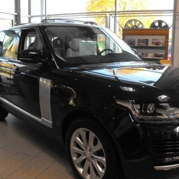 Land Rover Range Rover Vogue из Германии (7155)