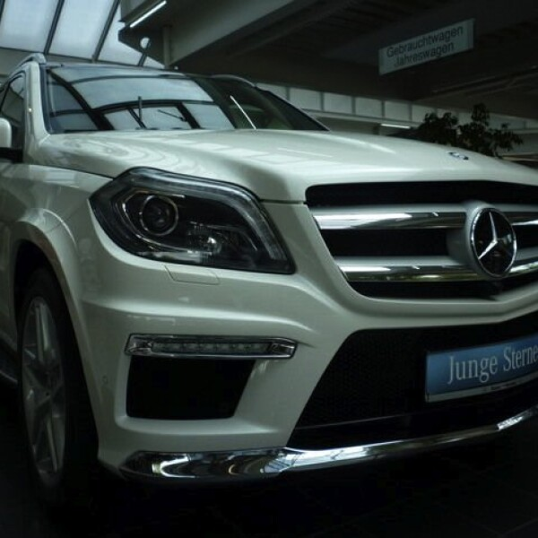 Mercedes-Benz GL из Германии (7861)
