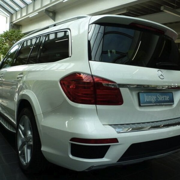 Mercedes-Benz GL из Германии (7863)