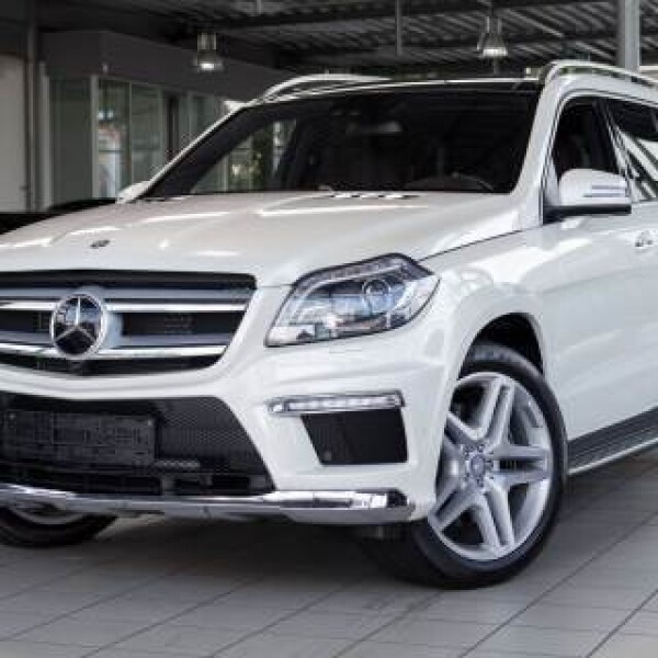 Mercedes-Benz GL из Германии (7882)