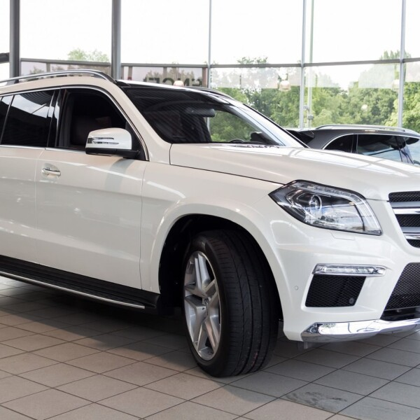 Mercedes-Benz GL из Германии (7883)