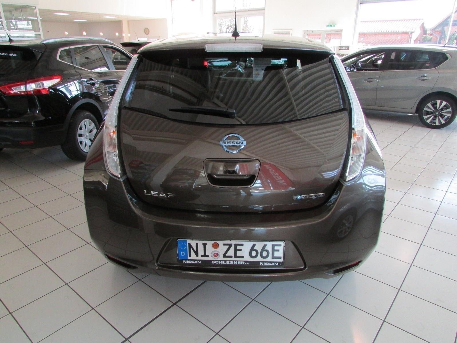 Nissan Leaf Tekna 30kWh Navi* 2017 - auto.ria.com