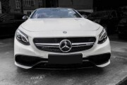 Mercedes-Benz S63 AMG Coupe | 9963