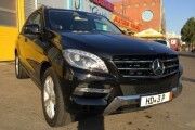Mercedes-Benz ML-Klasse | 11388
