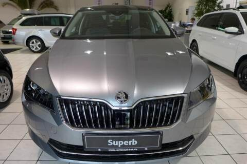 Skoda SuperB 2.0 TDI DSG
