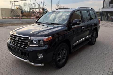 Land Cruiser 200 V8 Diesel Executive