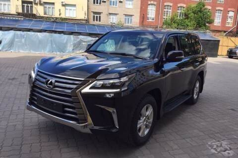 LEXUS LX 450 Diesel Executive ЕВРОПА